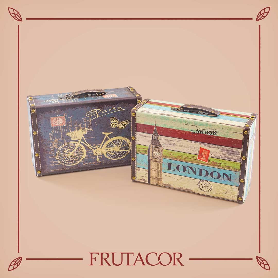 Foto de CAFÉ INDIVIDUAL MALETA LONDON